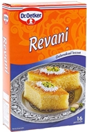 Picture of Dr.Oetker Revani 500 gr