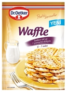 Picture of Dr.Oetker Waffle 210 gr