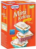 Picture of Dr.Oetker Mini Kekler Limonlu 299 gr