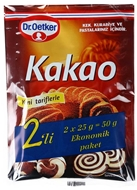 Picture of Dr.Oetker Kakao 2 x 25 gr