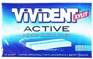 Picture of Vivident Active Şerit 33 gr