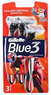 Picture of Gillette Blue3 Pride Poşet 3'lü