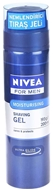 Resim Nivea For Men Tıraş Jeli Normal 200 ml