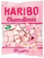 Resim Haribo Chamallows Hearts 150 gr
