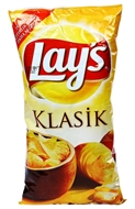 Picture of Lays Mega Boy Klasik 215 gr