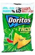 Picture of Doritos Taco 137 gr