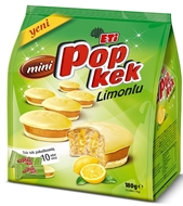 Picture of Eti Popkek Mini Limonlu 180 Gr