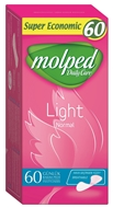 Picture of Molped Daily Care Light Normal Günlük Ped 60 Adet