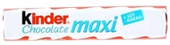 Picture of Kinder Chocolate Maxi 21 gr