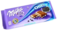 Picture of Milka Oreo Tablet 100 gr