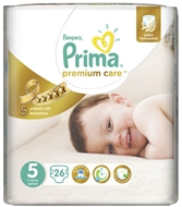 Picture of Prima Premium Care Bebek Bezi No:5 Junior 26 Adet