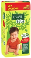 Picture of Komili Bebe Dev Ekonomi Maxi No:4 60 Ped