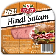 Resim Namet Hindi Dilimli Salam 60 gr
