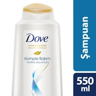 Picture of DOVE 550 ML ŞAMPUAN KOMPLE BAKIM