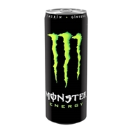 Resim MONSTER ENERGY DRINK 355 ML