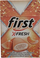 Picture of FİRST X FRESH MANDALİNA 20 GR