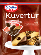 Picture of DR.OETKER KUVERTUR BİTTER 150 G