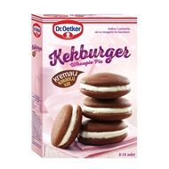 Picture of DR.OETKER KEKBURGER 277 GR