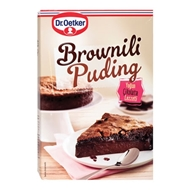 Picture of DR.OETKER BROWNILI PUDİNG 485 G