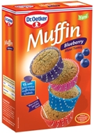 Picture of DR.OETKER MUFFIN MAVİ YEMİS 300 GR