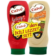 Picture of CALVE KETÇAP+ MAYONEZ