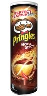 Picture of Pringles Hot & Spicy 165 gr
