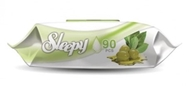 Picture of Sleepy Islak Mendil 90 Lı Olive Oil&Daplune