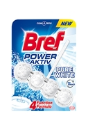 Picture of Bref Wc Power Pure White 50 gr