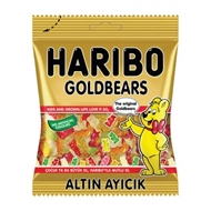 Picture of Haribo Şeker Gold Bears 80 gr