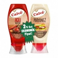 Picture of Calve Ketçap 400 gr+335 gr Mayonez