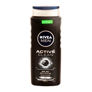 Resim Nivea Men Duş Jeli Active Clean 500 ml