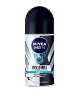 Picture of Nivea Roll-On Bay İnvisible B&W Fresh 50 ml