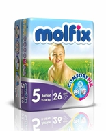 Picture of Molfix İkiz 5 Uyum Paket Junior