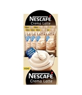 Picture of Nescafe Crema Latte 10'Lu 17 gr