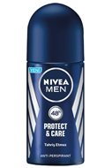 Picture of Nivea Deo Roll-On Bay Protect &Care Mavi 50 ml