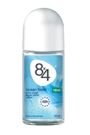 Picture of 8X4 Roll-On Ocean Fresh Lotus Çiçeği Beyaz Se 50 ml