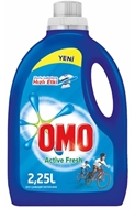 Picture of Omo Sıvı Fresh Active Deterjan 2250 ml