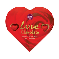 Resim Elit Love Chocolate 105 gr