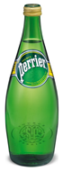Resim Perrier Natural Mineralli Su Cam 750 Ml