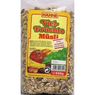 Picture of Hahne Fruit Müsli 500 Gr