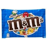 Picture of M&M's Crispy Pouch 36 Gr