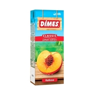 Picture of Dimes Şeftali Suyu 6 Lı Multipak 200 Ml