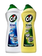 Picture of Cif Krem Amonyak 750 Ml + Limon 750 Ml