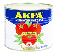 Picture of Akfa Domates Salça 2200 gr