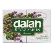 Picture of Dalan Beyaz Sabun Lavanta 4*150 Gr