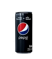 Picture of Pepsi Max Cola Teneke 250 Ml