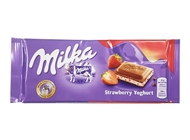 Picture of Milka Tablet Çilek Yoğurt 100 Gr