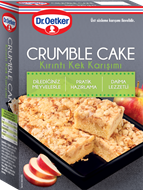 Picture of Dr. Oetker Crumble Cake