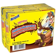 Picture of Nestle Nesquik Kakaolu Süt 6X180 Ml