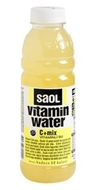 Resim Saol Vitaminli Su Water C+Mix 500 Ml